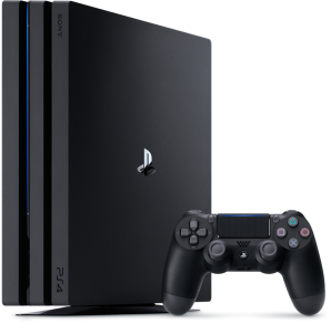Игровая консоль Sony PlayStation 4 Pro 1TB Black UA