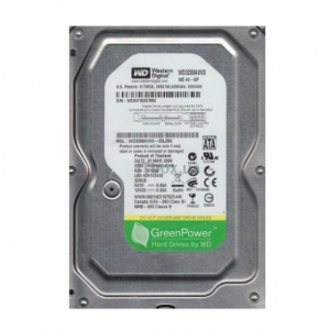 "Жесткий диск 3.5"" 320Gb Western Digital (#WD3200AVVS#)"