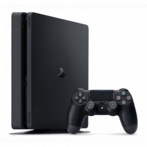 Игровая консоль Sony PlayStation 4 Slim 500GB Black