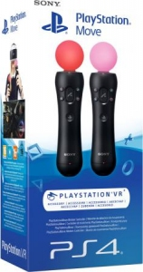 Sony PlayStation Move Motion Controllers