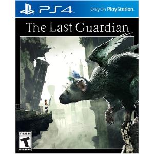 Игра The Last Guardian RUS