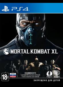 Игра Mortal Kombat XL RUS