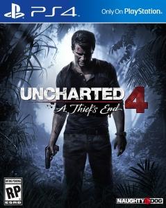 Игра Uncharted 4 ENG