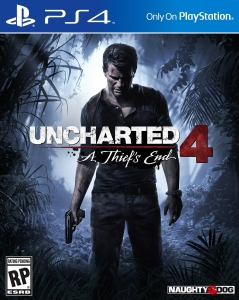 Игра Uncharted 4 RUS