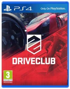 Игра Driveclub RUS