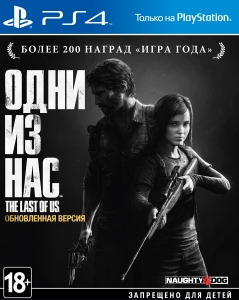 Игра The Last of Us RUS