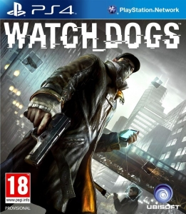 Игра Watch Dogs 1 RUS