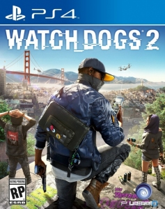 Игра Watch Dogs 2 ENG