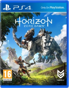 Игра Horizon Zero Dawn RUS