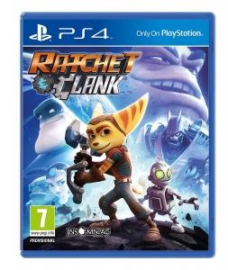Игра Ratchet & Clank RUS