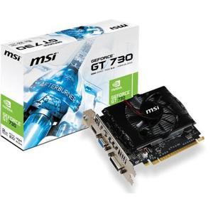 Видеокарта GeForce GT730 2048Mb MSI (N730-2GD3V2)