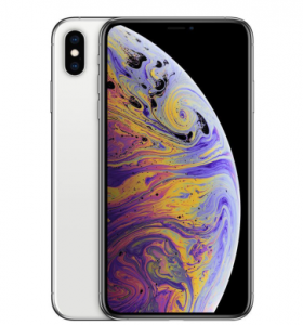 Apple iPhone Xs Max Duos 512GB Silver (MT782)