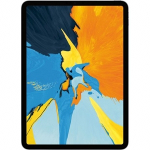 Планшет Apple iPad Pro 11'' Wi-Fi 64GB Silver 2018 (MTXP2)