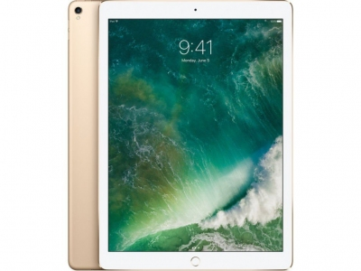 Планшет Apple iPad Pro 12.9'' Wi-Fi + LTE 256GB Gold 2017