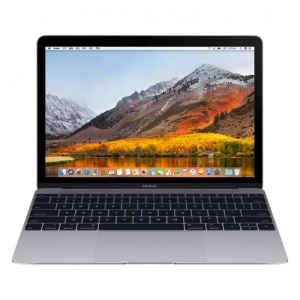 Apple MacBook 12 Space Gray 2017 (MNYF2)