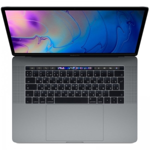Apple MacBook Pro 15 Retina 2018 Space Gray (MR932)
