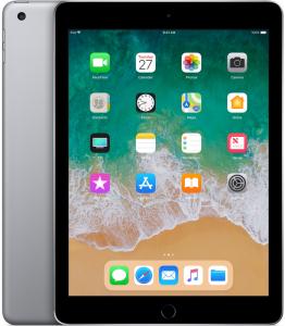 Планшет Apple iPad 2018 Wi-Fi 32GB Space Gray (MR7F2)