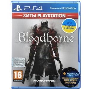 Игра BLOODBORNE PS4 UA