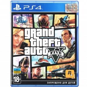 Игра GTA V PS4 UA