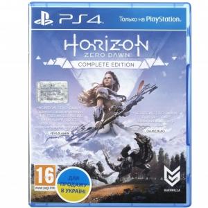 Игра HORIZON ZERO DAWN Complete Edition PS4 UA