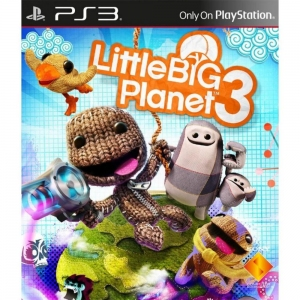 Игра LittleBigPlanet 3 PS4 UA