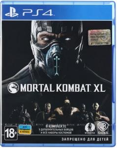Игра Mortal Kombat XL UA