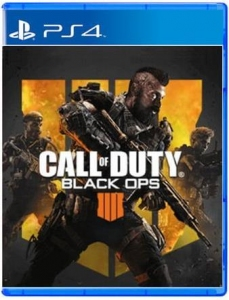 Игра Call of Duty: Black Ops 4 RUS
