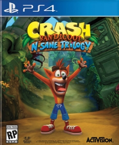 Игра Crash Bandicoot: N. Sane Trilogy PS4 UA