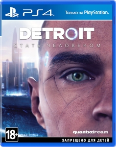 Игра DETROIT: Become Human RUS
