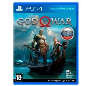 Игра God Of War 4 UA