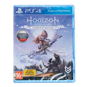Игра Horizon Zero Dawn. Complete Edition RUS