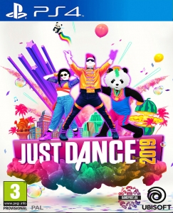 Игра Just Dance 19 RUS
