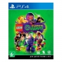 Игра LEGO DC Super-Villains RUS