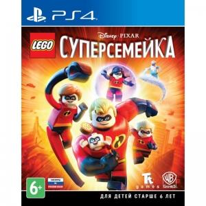 Игра LEGO Суперсемейка RUS