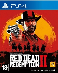 Игра Red Dead Redemption 2 RUS