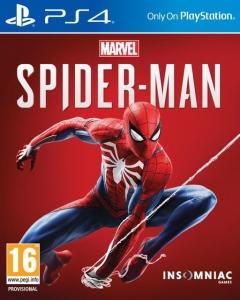 Игра Marvel Spider Man  PS4