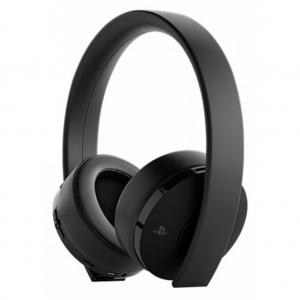 Гарнитура Sony PlayStation Gold Wireless Headset 2.0 Black