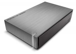 Внешний жесткий диск LaCie Porsche Design Desktop Drive P'9230 4TB (LAC9000384EK)