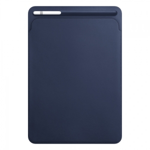 Чехол-футляр Sleeve Leather для iPad Pro 10.5  Midnight Blue (MPU22)