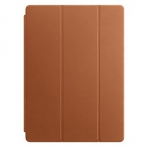 Обложка Apple Leather Smart Cover для iPad Pro 12.9 Saddle Brown (MPV12)