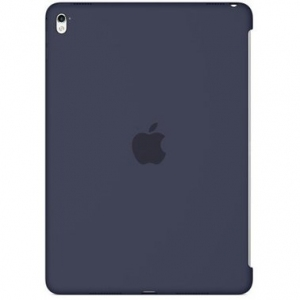 Накладка Apple Silicone Case для iPad Pro 9.7 Midnight Blue (MM212)