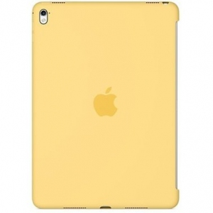 Накладка Apple Silicone Case для iPad Pro 9.7 Yellow (MM282)