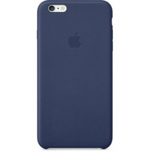 Чехол для Apple iPhone 6s Plus Leather Case Midnight Blue (MGQV2ZM/A)