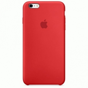 Чехол для Apple iPhone 6s Plus Silicone Case (PRODUCT) RED (MKXM2)
