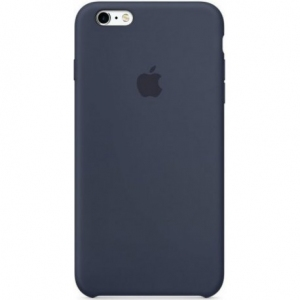 Чехол для Apple iPhone 6s Plus Silicone Case Charcoal Gray (MKXJ2)