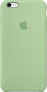 Чехол для Apple iPhone 6s Plus Silicone Case Mint (MM692)