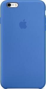 Чехол для Apple iPhone 6s Plus Silicone Case Royal Blue (MM6E2)