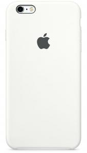 Чехол для Apple iPhone 6s Silicone Case White (MKY12)