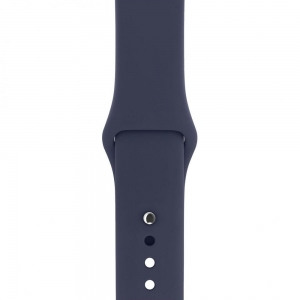 Ремешок для Apple Watch 44mm Sport Band Midnight Blue (MTPX2)