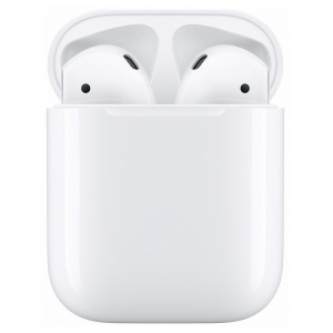 Беспроводные наушники Apple AirPods 2019 with Wireless Charging Case (MRXJ2)